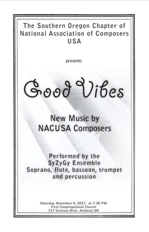 NACUSA-So  Oregon Chapter